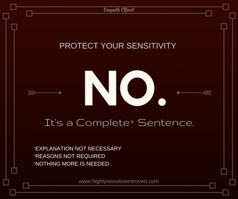 No. It's a Complete Senstence